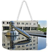 Columbus Ohio Justice Center Weekender Tote Bag