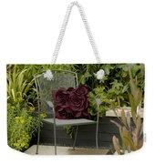 Come Sit Awhile Weekender Tote Bag