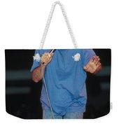 Comedian George Carlin Weekender Tote Bag