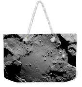 Comet Churyumov-gerasimenko Weekender Tote Bag