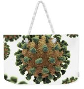 Common Cold Virus Weekender Tote Bag