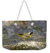 Common Yellowthroat Weekender Tote Bag