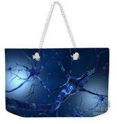 Conceptual Image Of Neuron Weekender Tote Bag