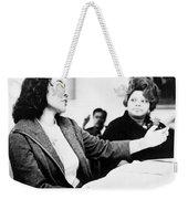 Coretta Scott King (1927-2006) Weekender Tote Bag