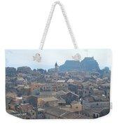 Corfu City 2 Weekender Tote Bag