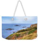 Cornwall - Lizard Weekender Tote Bag