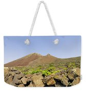 Corona Volcano On Lanzarote Weekender Tote Bag