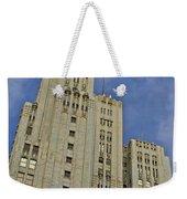 Corporate Monolith Weekender Tote Bag