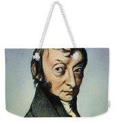 Count Amedeo Avogadro (1776-1856) Weekender Tote Bag