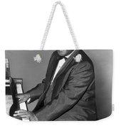 Count Basie (1904-1984) Weekender Tote Bag by Granger