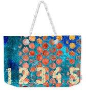Counting Circles Weekender Tote Bag