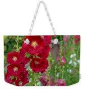 Country Garden Weekender Tote Bag