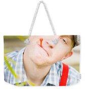 Country Golf Weekender Tote Bag