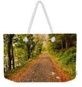 Country Lane Weekender Tote Bag by Adrian Evans