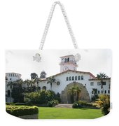 Courthouse Santa Barbara Weekender Tote Bag