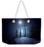 Crater Lake Midnight Oregon Weekender Tote Bag