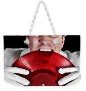 Crazy Dj Weekender Tote Bag