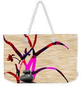Creating Balance Weekender Tote Bag