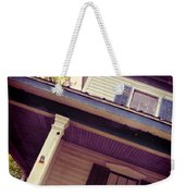 Creepy Old House Weekender Tote Bag