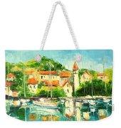 Croatia - Split Weekender Tote Bag