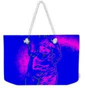 Croquis In Blue Weekender Tote Bag