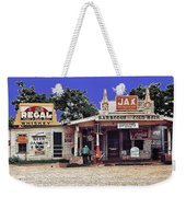 Crossroads Store Bar Juke Joint And Gas Station Fsa Marion Post Wolcott Melrose Louisiana Weekender Tote Bag