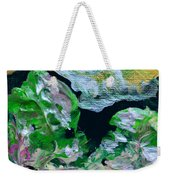 Crystal Reef Weekender Tote Bag