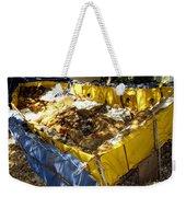 Cuban Refugee Boat 5 Weekender Tote Bag
