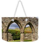 Cymer Abbey Snowdonia Weekender Tote Bag