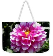 Dahlia Named Brian Ray Weekender Tote Bag