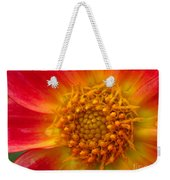 Dahlia Named Brian's Sun Weekender Tote Bag