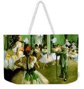 Dance Class  Weekender Tote Bag