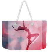Dancing In The Clouds Weekender Tote Bag