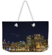 Darling Harbour In Sydney Australia Weekender Tote Bag