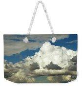 Daunting Sky Weekender Tote Bag