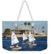 Davis Island Yacht Club Weekender Tote Bag