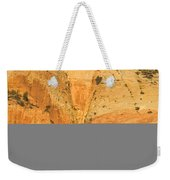 Dawn At Bridge Mountain Weekender Tote Bag