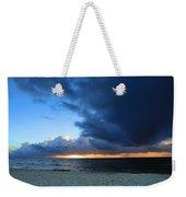 Dawn Over The Ocean Weekender Tote Bag