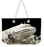 dc3 Weekender Tote Bag