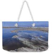 Dead Sea Landscape Weekender Tote Bag