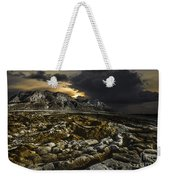 Dead Sea Sink Holes Weekender Tote Bag