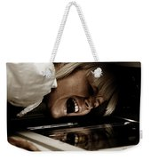 Deadly Duplications Weekender Tote Bag