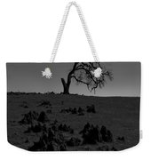 Death Of An Oak Tree Weekender Tote Bag