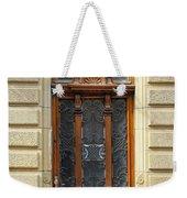 Decorative Door Weekender Tote Bag