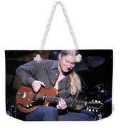 Guitarist Derek Trucks Weekender Tote Bag