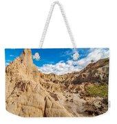 Desert And Blue Sky Weekender Tote Bag