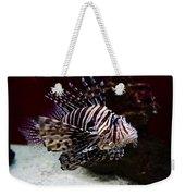 Devil Firefish Weekender Tote Bag