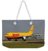 Dhl Airbus A300 Weekender Tote Bag