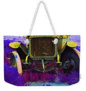 Diamond T Touring Car C.1911 Ghost Town South Pass City Wyoming 1971-2009 Weekender Tote Bag