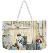 Dickens: David Copperfield Weekender Tote Bag